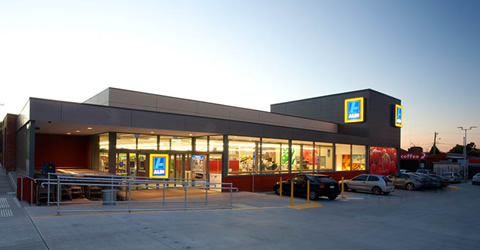 sj higgins group aldi store box hill south. Black Bedroom Furniture Sets. Home Design Ideas
