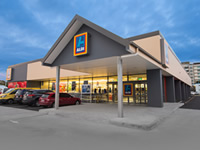 SJ Higgins Group: Aldi Store Clontarf