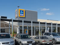 SJ Higgins Group: ALDI Lyndhurst