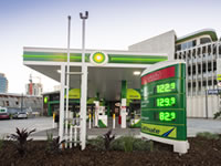 SJ Higgins Group: BP Newstead