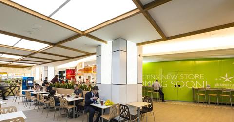Macarthur Mall Food Court