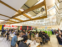 SJ Higgins Group: MacArthur Central Food Court